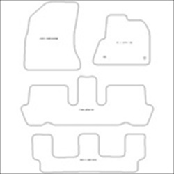 Citroen C4 Grand Picasso Car Mats